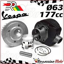 GRUPPO TERMICO CILINDRO MODIFICA DR 177 cc Ø63 VESPA PX PE 125 150 PX125 PX150