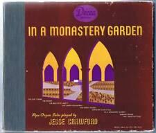 "(4) 10"" 78 RPM RECORDS DECCA ALBUM 319 IN A MONASTERY GARDEN / JESSE CRAWFORD"