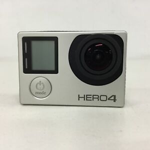 GoPro HERO4 Action Camera With Accessories (Black/Silver) #663