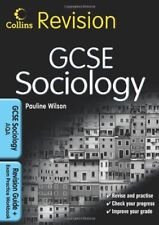 GCSE Sociology for AQA: Revision Guide and Exam Practice Workbook (Collins GCS,