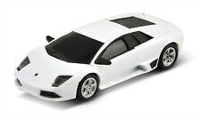 1:72 Die Cast Metal Lamborghini Murcielago LP640 USB Flash Drive 8GB (White)