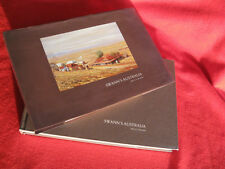 SWANN'S AUSTRALIA ~ Bruce Swann.  LARGE HbDj  1st Edn  1983 Acclaimed   in MELB
