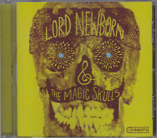 LORD NEWBORN & THE MAGIC SKULLS - same CD