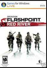 OPERATION FLASHPOINT: RED RIVER  PREPARE FOR A BRUTAL BATTLE. SHIPS FAST / FREE.