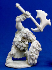 1 x KAVORGH ORC WARBOSS - BONES REAPER figurine miniature guerrier d&d 77064