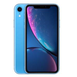 Apple iPhone XR - 64GB - Blue - Fully Unlocked (A1984) 4G LTE Smartphone