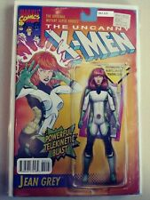 UNCANNY X-MEN 600 [JEAN GREY FIGURE VARIANT] VF+ MARVEL PA7-225