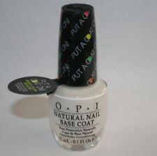 Opi Natural Nail Base Coat - Put A Coat On Nt No1