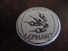 Button---Blake 7---Cygnus Alphans---New Jersey Fan Club---1990's