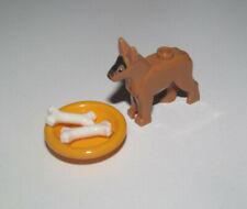 Lego ® Minifig Chien + Gamelle + 2 os Dog & Bones 93239 + 6256 + 93160 NEW