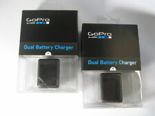 Lot of 2 GoPro AHBBP-301 Dual Battery Chargers - Free US Shipping