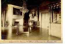 France, Pau, Chambre de Jeanne d'Arc et Berceau de Henri IV  Vintage albume