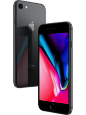 0048 Apple iPhone VIII * 64GB * space grey * Neuware * OVP * Rechnung