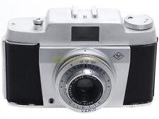 Fotocamera a pellicola Agfa Silette con Agfa Color Agnar 45mm. f3,5. Vintage.