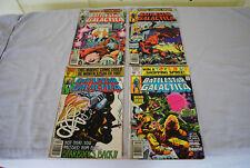 Battlestar Galactica (1980 series) #14,17, 19, 20 in good condtion Marvel comics