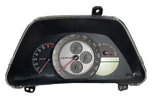 2001 Lexus IS300 A/T Speedometer Cluster OEM  148k Miles 83800-53220
