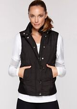 Brand New Lorna Jane Designer Very High Quality Vest Winter Warm Size M