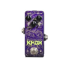 KHDK Electronics Kirk Hammett Ghoul JR Kirk Hammett Overdrive Guitar Pedal