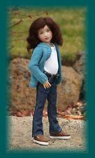 """Colvin"" Jeans for 14"" Kish Chrysalis Dolls"