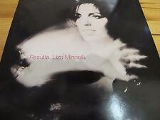 "465511 UK 12"" 33RPM 1989 LIZA MINNELLI ""RESULTS"" EX"
