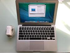 Apple MacBook Air 11-inch Laptop Intel Core I5  4gb RAM 128gb SSD - AS IS