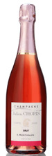 Champagne Carte ROSE' Julien CHOPIN (Petit Recoltant Manipulant)