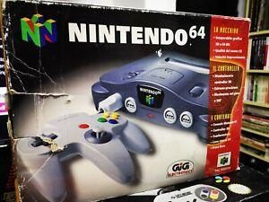 Nintendo 64 + 4 giochi