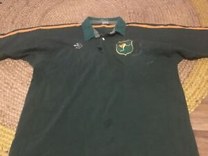 Vintage Australian rugby union jersey shirt XL