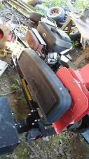 Dr wood chipper 18hp chip branchers up to 5 in round it can b tow b hide u
