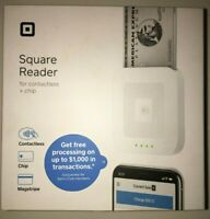 Square Reader For Contactless + Chip FAST FREE SHIPPING