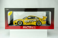 Limited Edition AutoArt Porsche 911 996 GT3R # 1651/2000 1/18 Diecast Model Car