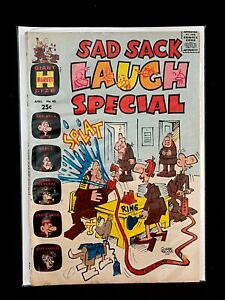 SAD SACK LAUGH SPECIAL #40 HARVEY COMICS 1968 FN