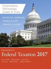 Prentice Hall's Federal Taxation 2017 Corporations, Partnerships, Estates and...