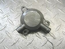 YZ250F YAMAHA 2002 (lot a) YZ 250F 02 OIL FILTER COVER.