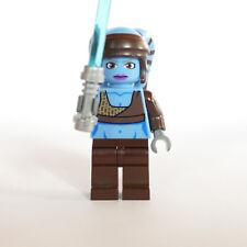 Lego ® Star Wars ™ figura Aayla Secura sw284 de 8098 Clone turbo Tanque como nuevo