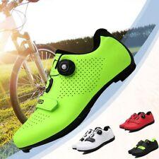 MTB Cycling Shoes Road Racing Bicycle Flat Mal Bike Shoe Mountain Trainers