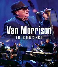Van Morrison in Concert Blu-ray DVD Region 2
