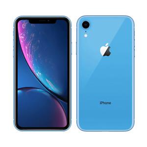 Apple iPhone XR / 64GB / 128GB / 256GB / Unlocked Verizon AT&T T-Mobile