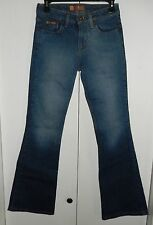 l.e.i. Juniors Low Rise Flare Jeans Size 3 (27 x 30)