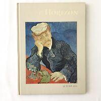Horizon: A Magazine of the Arts Autumn 1974 Vintage Book Hardcover