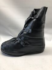 Ex MOD Police Airboss Defence CBRN Lightweight Overboot (ALO) New Army NBC Boot
