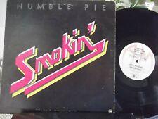 HUMBLE PIE SMOKIN LP ON AM RECORDS
