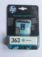 HP Genuine Original Printer Ink Cartridge 363 Light Cyan C8774EE UUS