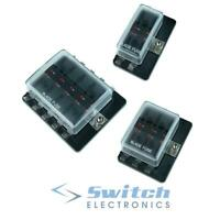 Standard Blade 4/6/10 Fuse Holder with LED Status Indicator 100A SCI R3-76