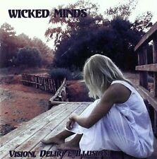 WICKED MINDS: Visioni, deliri e illusioni BLACK WIDOW RECORDS CD Neu