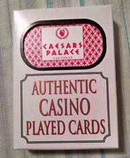 New ListingCaesars Palace Casino - Casino Playing Cards - Las Vegas Nevada
