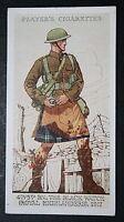 Black Watch (Royal Highlanders) World War 1     Vintage Uniform Card  # VGC