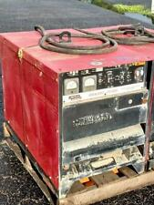 Lincoln Electric Idealarc Dc Multiprocess Welder Power Source Dc 600 Dc600 1