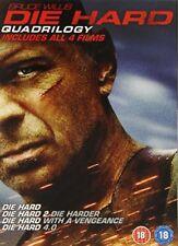 Die Hard Quadrilogy [Dvd][Region 2]