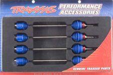 Traxxas # 5451R Steel Driveshafts/Drive Shafts w/ OptiDrive CVD E-Maxx Brushless